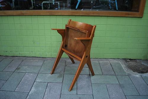 德國學生椅