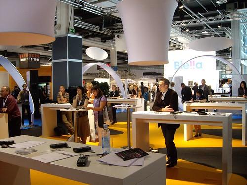SuisseEMEX 2010 - Netzwerk Arena