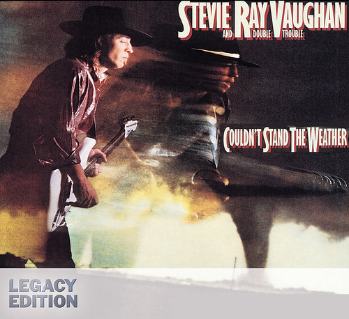 Stevie Ray Vaughan - Couldn't Stand the Weather / Legacy Edition (CD)