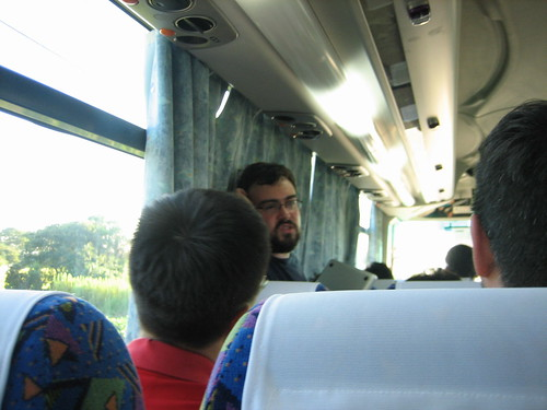 Yehuda Katz Holds Forth on the Bus