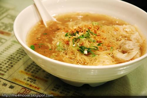 Yuan Ji Wanton Noodles