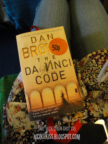 dan brown da vincci code