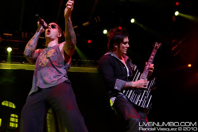Avenged Sevenfold @ UPROAR Festival