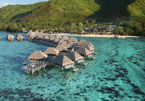 Hilton Moorea Lagoon Polinesia www.ideeperviaggiare.it