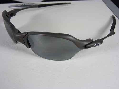 476f593153 Oakley Romeo 2.0 X-Metal w Black Irid Polarized - a photo on Flickriver