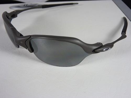 476f593153 Oakley Romeo 2.0 X-Metal w Black Irid Polarized - a photo on Flickriver