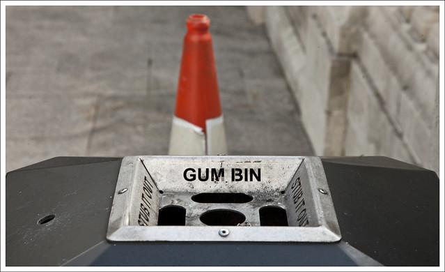 Gum Bin