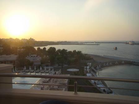 Kıbrıs balkon