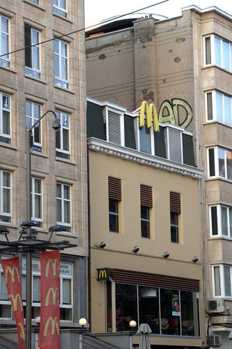 Mad / McDonalds