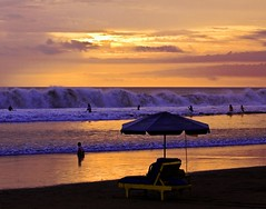 Another Sunset (shashin62) Tags: ocean sunset people bali baby flower tree bird beach pool statue indonesia temple volcano waves rice faces pray lizard lemongrass ricepaddy thechallengegame challengegamewinner