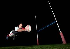 IMG_8666 (DanielMilchev) Tags: camera portrait sports sport night canon action flash off 5d sync lacrosse mkii markii strobist