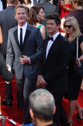 Neil Patrick Harris David Burtka Emmy