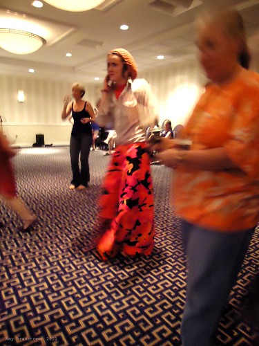 dancing pants