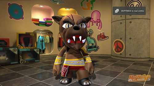 ModNation Racers for PS3: Dog of War