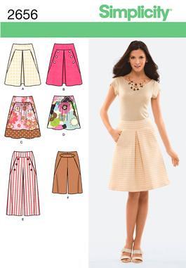 S2656 skirt