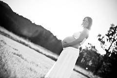 Cindie Maternity (nate@nderson) Tags: blackandwhite bw outdoors candid pregnancy pregnant maternity motherhood sunflare preggo