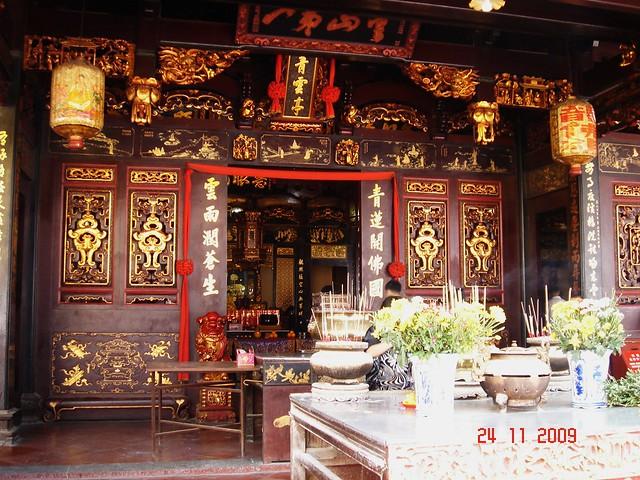 DSC01893 马六甲青云亭 ,Cheng Hoon Teng Temple,Malacca