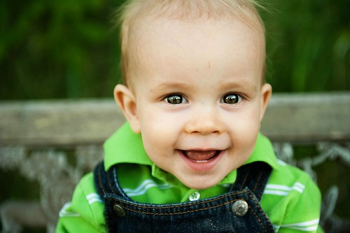 Elijah Photoshoot 12 Months