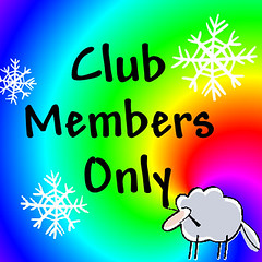 Speshul Snowflake Club Members Only