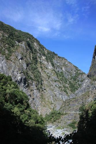 太魯閣的山巒