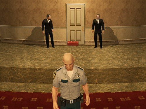 Hitman - yes, there's a bomb in that