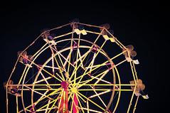 It's Just a Ride (Jenn (ovaunda)) Tags: utah nikon ride fair ferriswheel amusementparkride parowan d90 18105mm jennovaunda ovaunda ironcountyfair nikonnikkorafsdx18105mmf3556gedvr