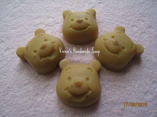 甜杏酪乳皂(無香)_淑蓉