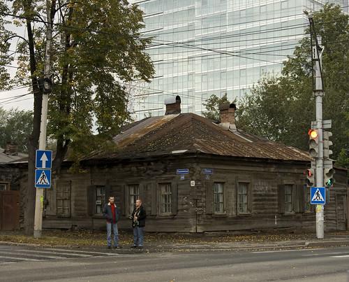 г. Пермь контраст застройки 2010 ©  semeonka