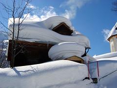 Winterlandschaft in Damls (Vorarlberger) Tags: hotel bregenzerwald damls hotelmittagspitze
