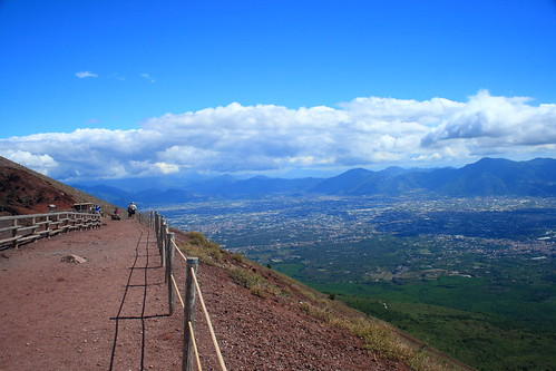 Mount Vesuvius Trail by Averain, on Flickr