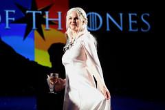 Daenerys Targaryen cosplayer (Gage Skidmore) Tags: daenerys targaryen cosplay cosplayer con thrones game hbo 2017 gaylord opryland resort convention center nashville tennessee