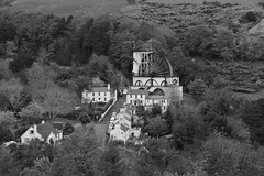 """LAXEY WHEEL (LADY ISABELLA), LAXEY, ISLE OF MAN, UNITED KINGDOM. (ZACERIN) Tags: """"laxey wheel"""" """"lady isabella"""" """"laxey"""" """"isle of man"""" """"united kingdom"""" """"24 september 2004"""" """"largest working waterwheel in the world"""" """"the great laxey """"lieutenant governor charles hope"""" wheel mines trail"""" """"water """"pictures """"history """"zacerin"""" """"christopher paul photography"""" """"outdoors"""" """"landscape"""" """"drone pictures"""" pictures lady """"aerial """"great mines"""" """"red"""" """"water"""" """"architecture"""""""
