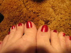 OPI |An affair in Red Square (markrudolph203) Tags: an affair red square opi opinail color polish toe toes nail nails toenail toenails dude man guy gay homosexual men wearing