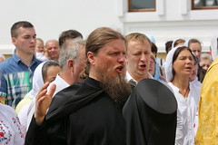 129. The Feast of Saint John, Wonder-worker of Shanghai and San Francisco in Adamovka Village / Свт. Иоанна Шанхайского в Адамовке 02.07.2017
