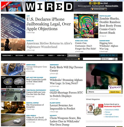 Madness Returns - Wired Front Page