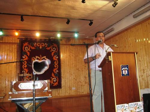 Presentacion Revista Utopía verano Antonio Quero 2010 001