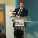 Greg Clark speaking to the Policy Exchange