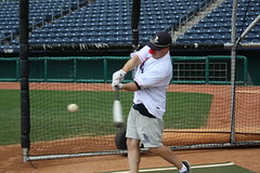 2010 PA Home Run Derby at the State College Spikes