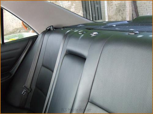 Detallado interior integral Lexus IS200-39