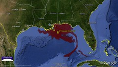 Deepwater Horizon Oil Spill - Cumulative Oil S...