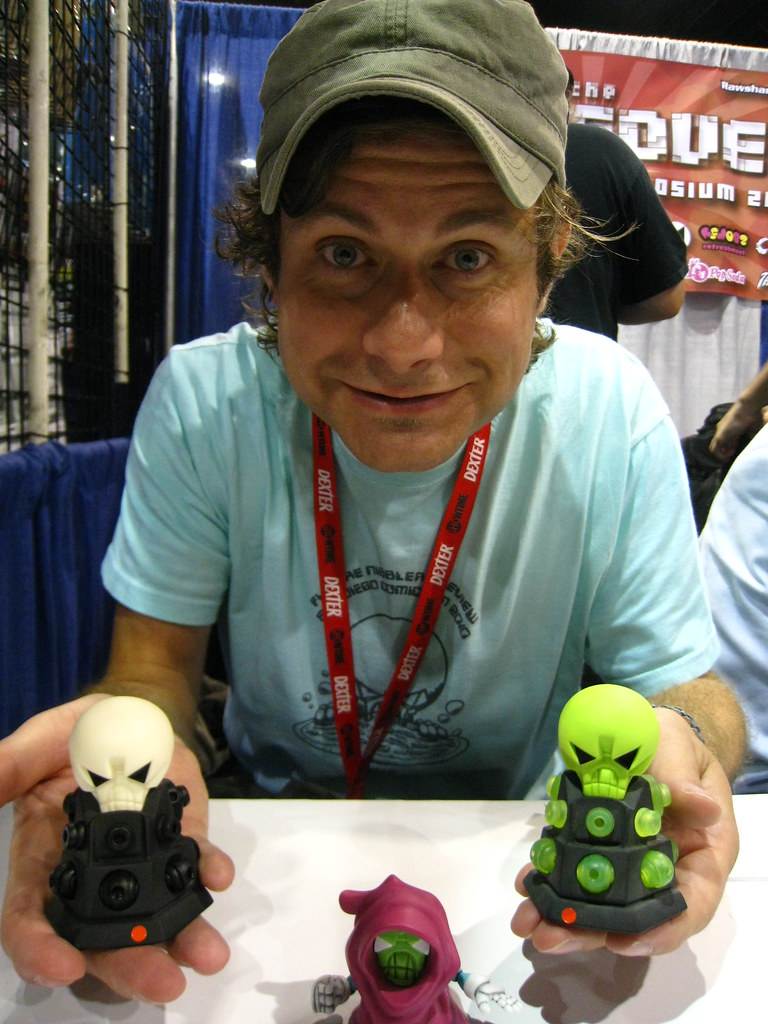 Sucklord, Eerie Theory, Tarantulas at SDCC 2010