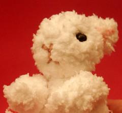 Don't cry (ayano-pany) Tags: baby rabbit bunny amigurumi     babybunny     amigurumibunny handsize amigurumianimal
