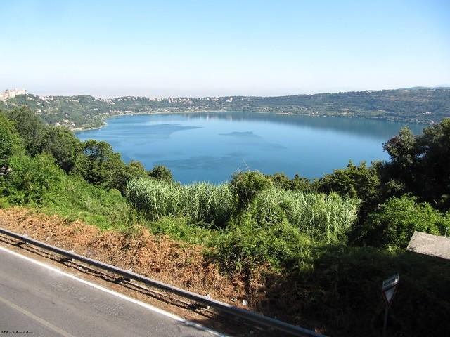 1780 2010 Lago di Castel Gandolfo