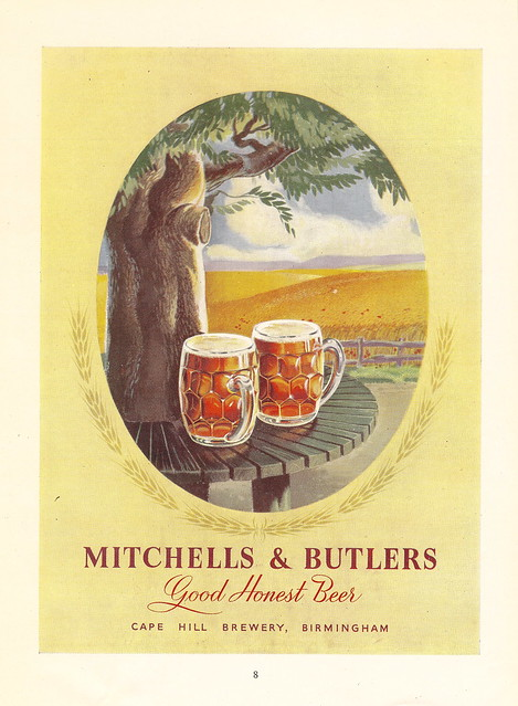 That said I notice how Mitchells and Butlers have chosen a bucolic