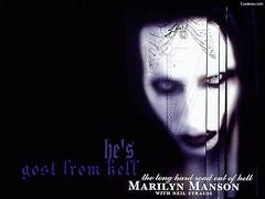 marilyn manson の壁紙プレビュー
