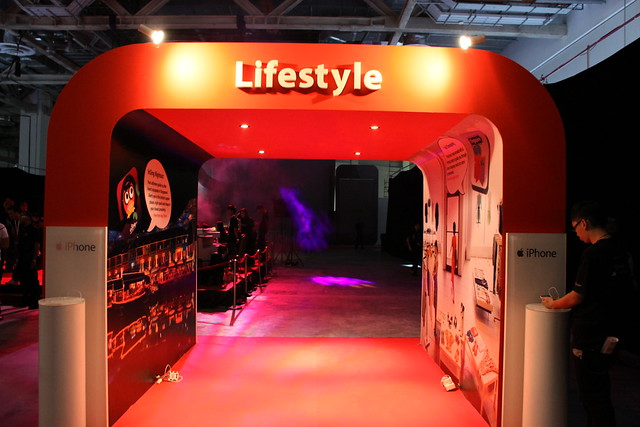 Liftstyle App Booth