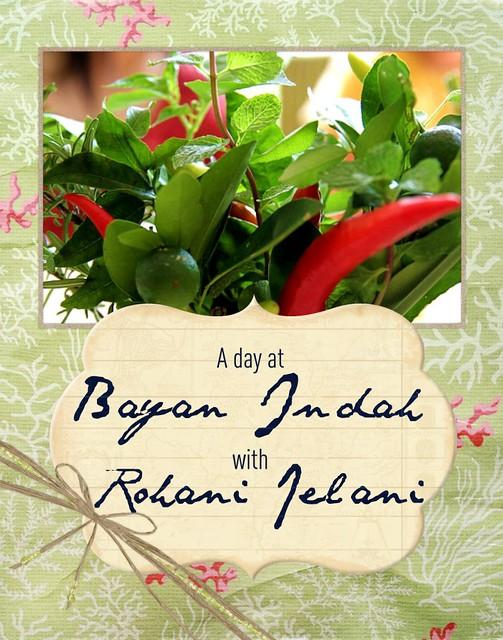 Bayan Indah with Rohani Jelani