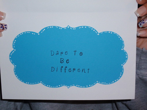 Penguin-Dare to B different 2