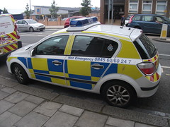 YJ56ABF North Yorkshire Police Vauxhall Astra Incident Response Unit at Scarborough Police Station (Trojan631) Tags: las blue rescue west london public geotagged fire sussex mercedes coast volvo interesting brighton order traffic 4x4 south 911 police scout surrey ambulance led east explore nhs dna operations service roads met emergency incident firefighter paramedic 112 rapid metropolitan officer v50 scania 2012 2010 response armed 999 crawley evs fordfocus v70 sprinter so19 2011 constabulary policing arv rrv uvmodular wsfrs co19 secamb metpol so6 suspol esfrs trojan631