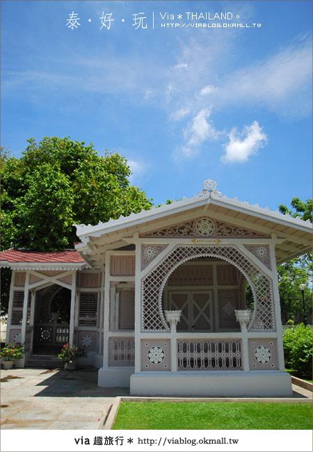 【泰國旅遊】大城之旅|泰皇的渡假聖堂~芭茵夏宮24